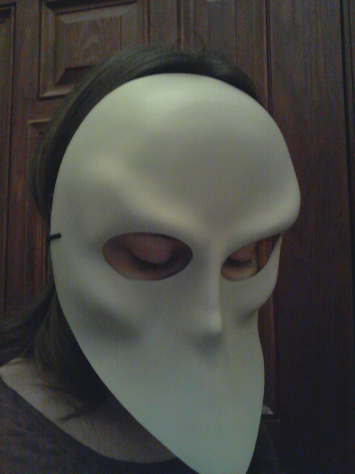 Sleep No More Masks http://practicalfreespirit.com/2012/11/15/the-spaces-in-between/