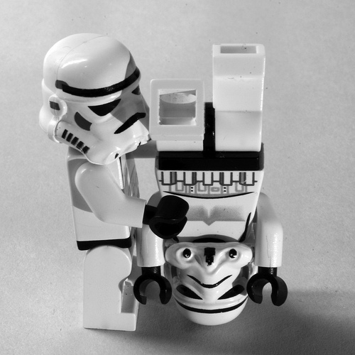 Any excuse to use a Stormtrooper photo is a great excuse! Photo Credit: Kalexanderson via Compfight cc